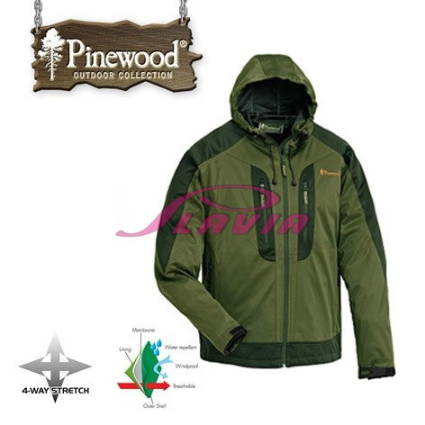 8c51c64d0ada Bunda Pinewood SOFT SHELL SHERINGHAM
